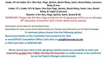 Senior Carnival 2 Nominations 1.12.16