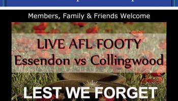 ANZAC Day 2015 at your Club