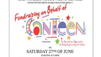 Fundraising for Canteen - AMF Noarlunga Bowling Centre