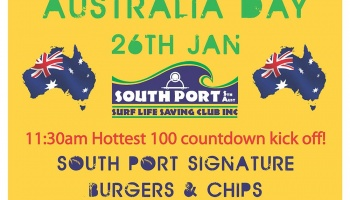 Australia Day at the Club!