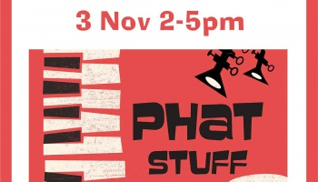 Sunday Session - 3 Nov feat Phat Stuff