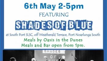 SUNDAY SESSION @ SOUTH PORT Sunday 6th May from 1pm