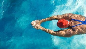 Long and Half swim results