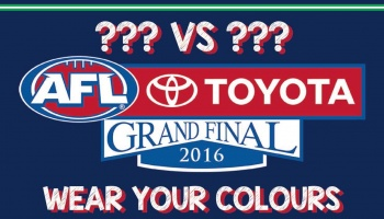 2016 AFL Grand Final @ South Port SLSC
