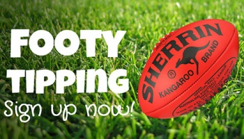 It's Footy Tipping Time Again!